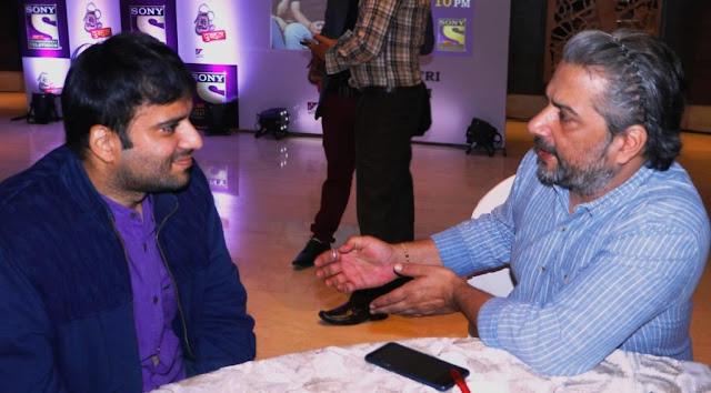 A rendezvous with actor Varun Badola