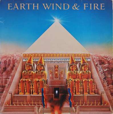 Humboldt County Record Collector Earth Wind And Fire