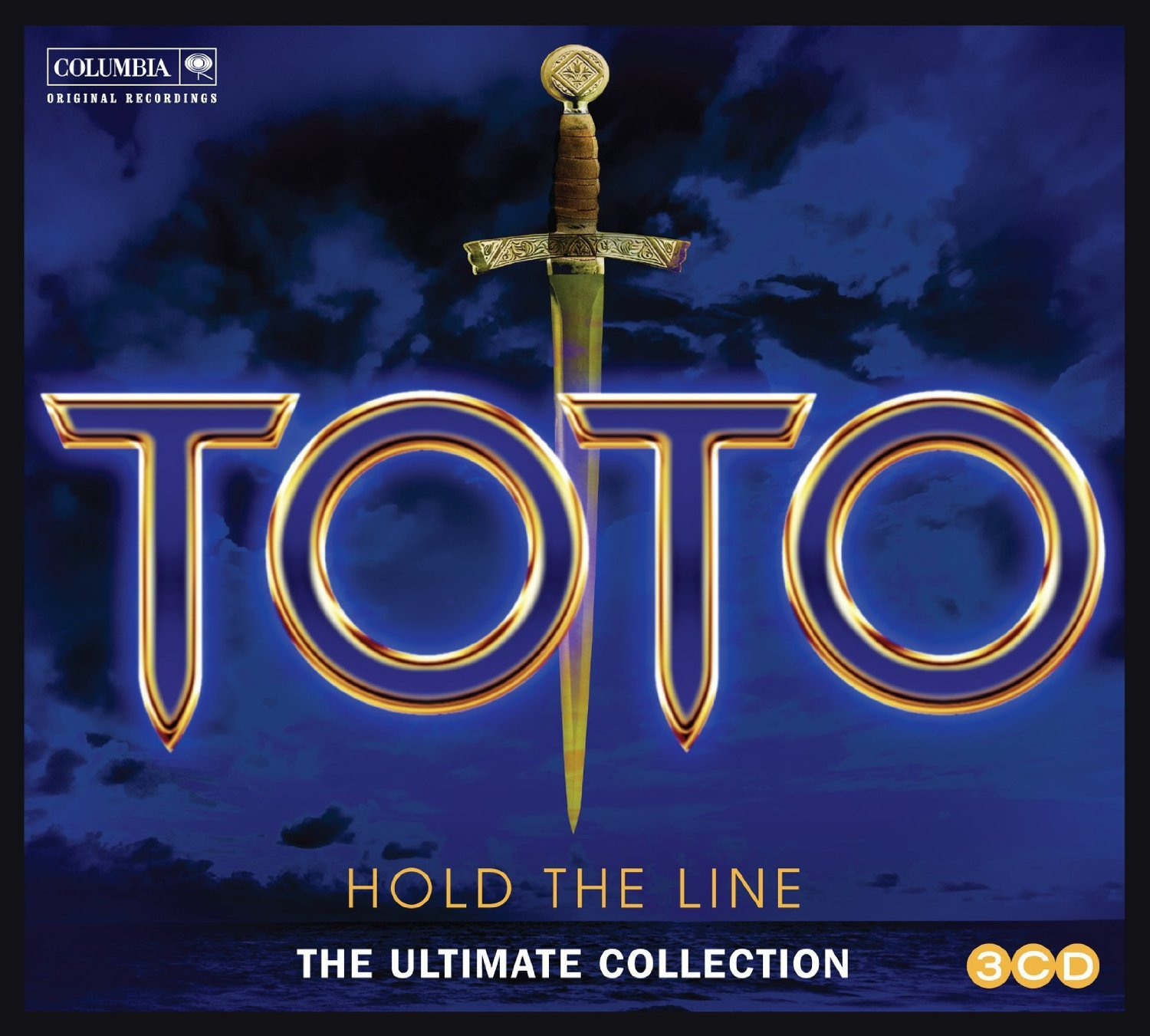 The All-Seeing Eye: Hold The Line - Toto