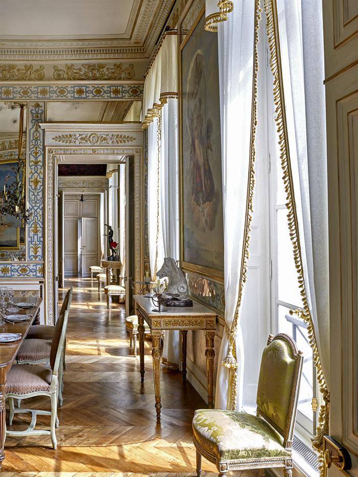 loveisspeed parisian duplex pierre berg with. Black Bedroom Furniture Sets. Home Design Ideas