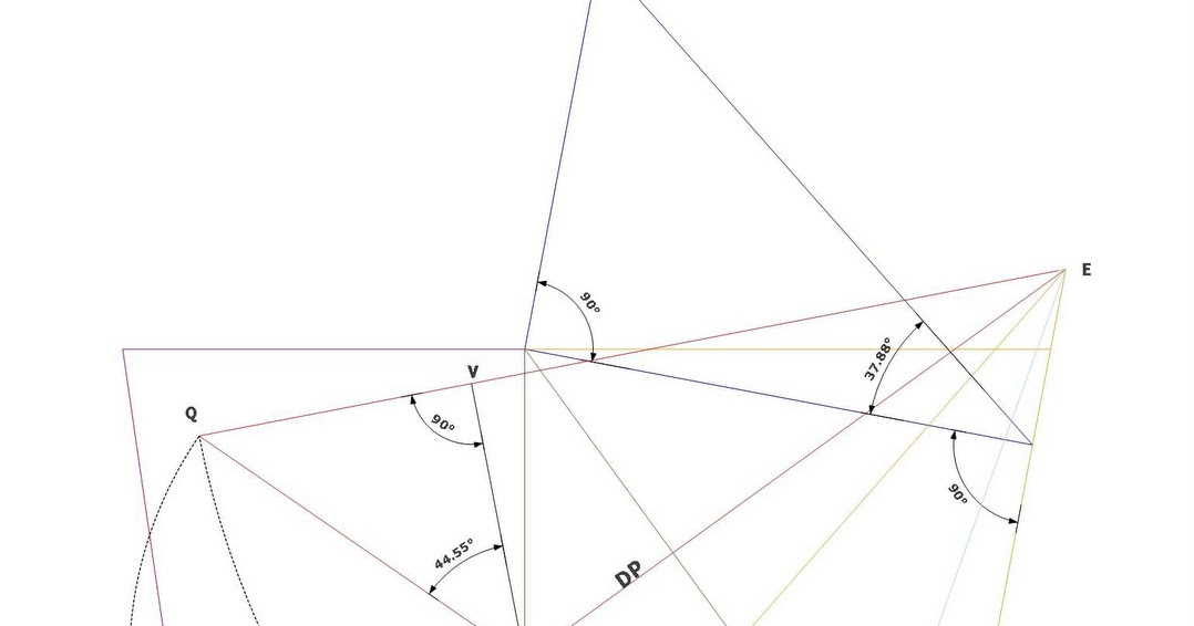 Roof Framing Geometry: Devers de pas Sloping Ridge Dormer