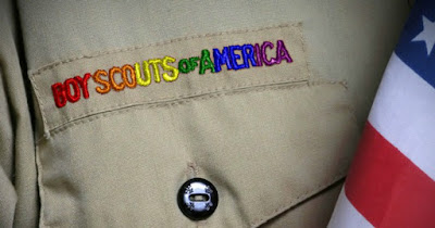 Gay Boy Scouts of America