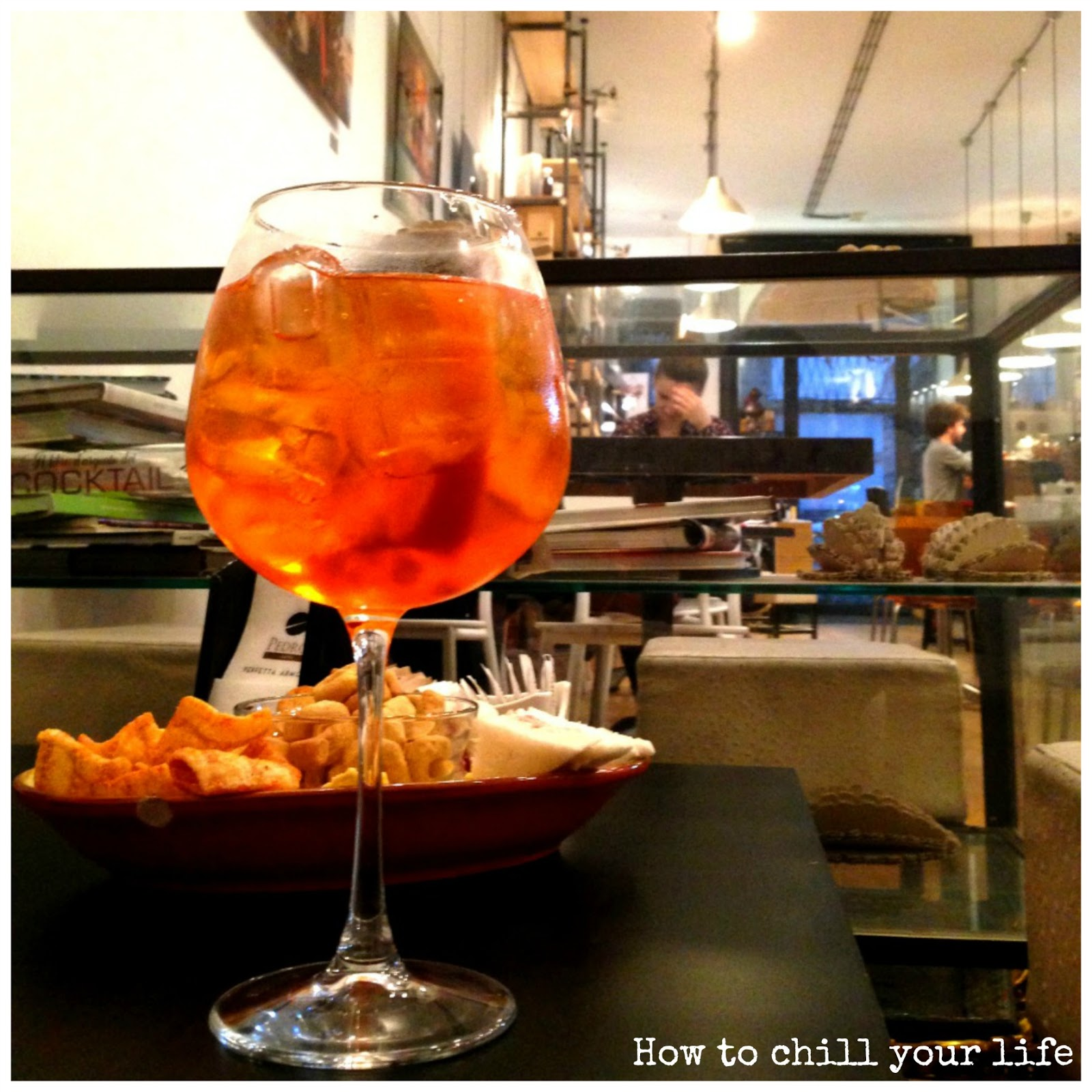 Zu Besuch in Verona - Bar meets Café meets Art | How to chill your life