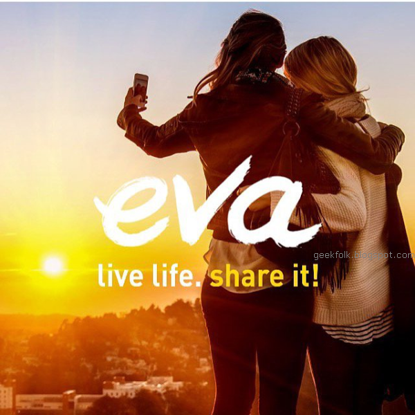 Eva – The real video social network