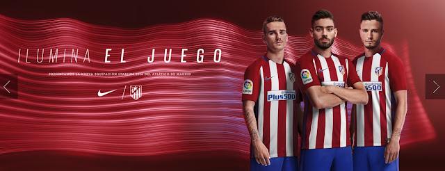 Atlético de Madrid, Nike, Madrid, flagship store, inauguración, futbol, soccer, Suits and Shirts, Atlético de Madrid Store,