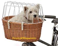 Logo Concorso ''Pet lovers day 2018'': vinci 11 biciclette Atala con Trasportino per cani o gatti!