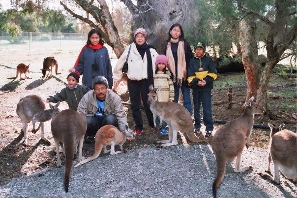 Percutian Ke Perth