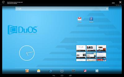 Emulator android untuk pc terbaik - Amiduos android emulator