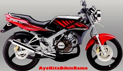 Gambar Kawasaki Ninja 150 SS Warna Hijau