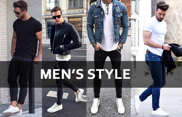 Style Gaya Berpakaian Pria Cool Mukhlis Mj