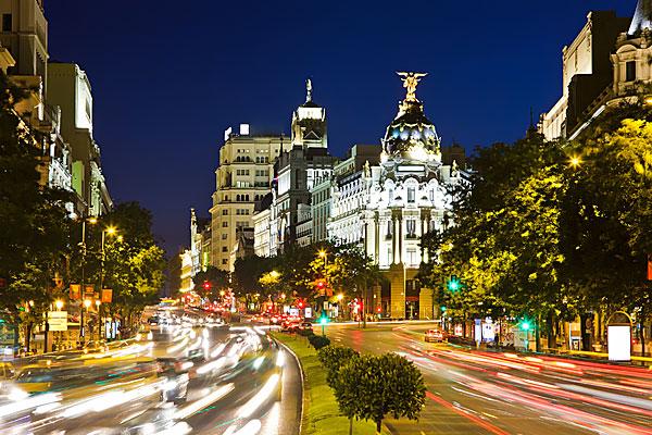 Madrid Holidays