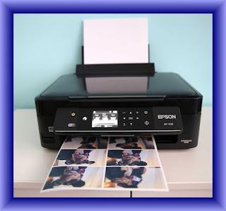 Epson XP 430 Scanning Setting