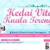 Tempahan Design Blog Kedai Vitamin Kuala Terengganu