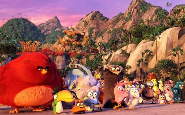 Angry Birds: O filme, Dica de cinema, Uma Garota Chamada Sam