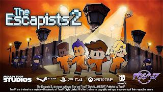 The Escapists 2 PS Vita Wallpaper