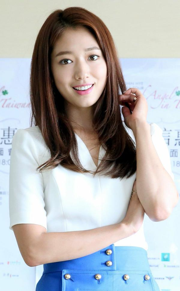 Park Shin Hye Hairstyle : hairstyle, International, Fanclub, 박신혜, 국제, 팬클럽:, [NEWS], Wants, Drink, Bubble, Taiwan,, Denies, Talking, About, Dating, Rumors