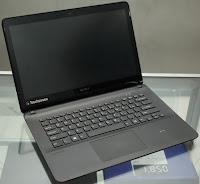 Laptop Sony Vaio SVF144B1 Spek Gaming Second