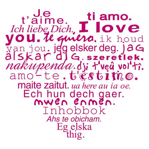 True Love 01: Love Sayings