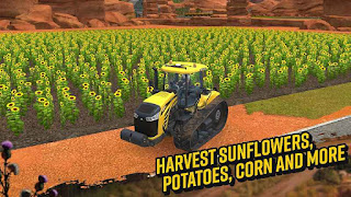 Farming Simulator 18 APK MOD Unlimited Money