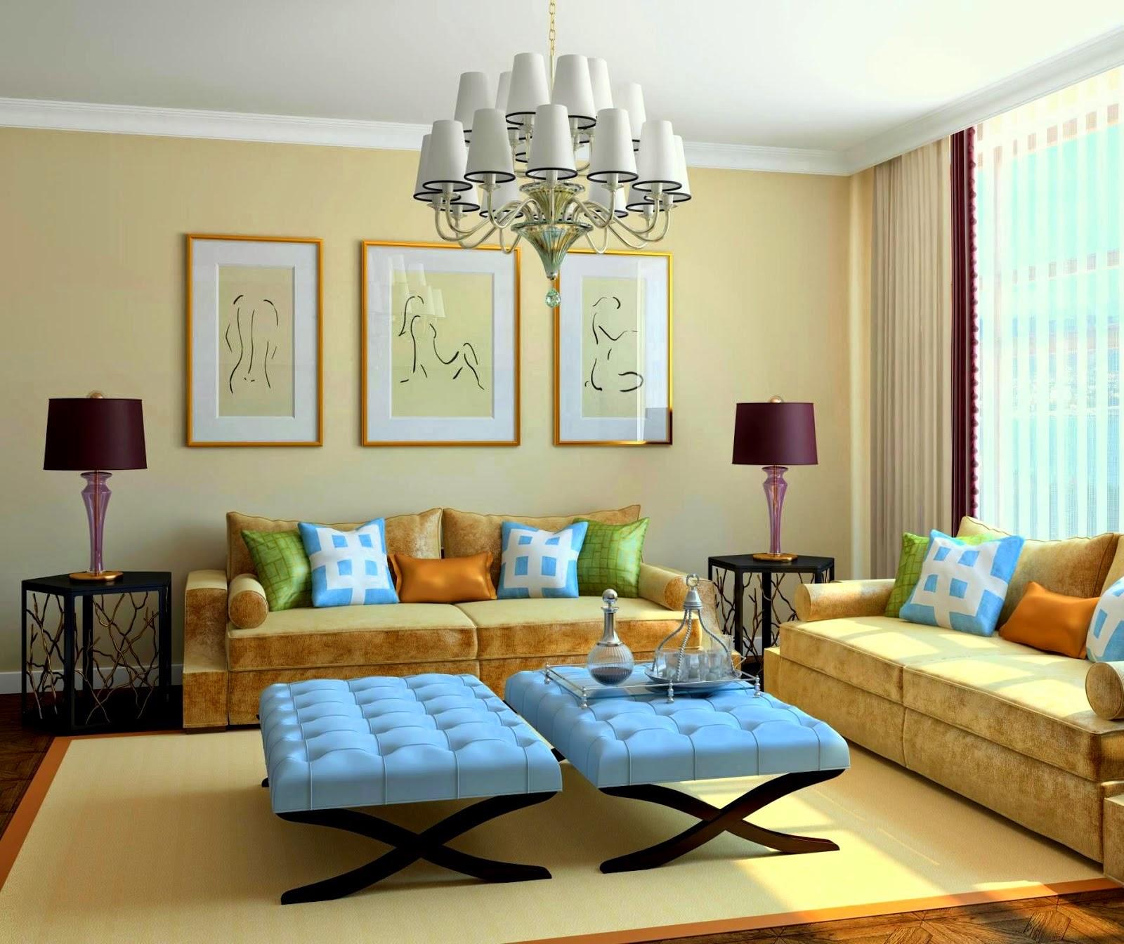Furniture Simple: (Tips Unik) Menata Ruang Tamu Agar