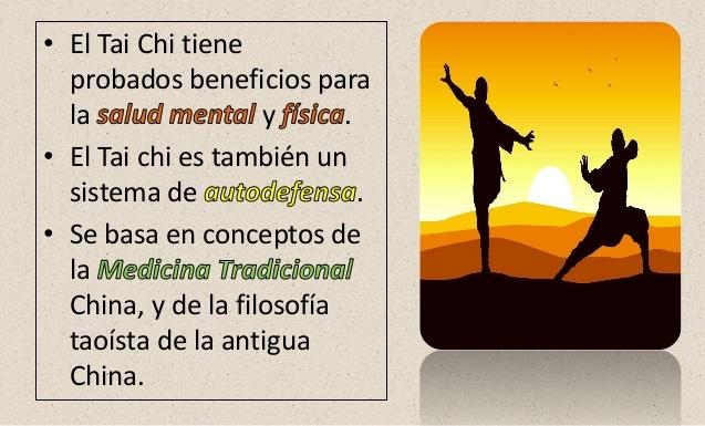 ejercicios saludables con el taichi
