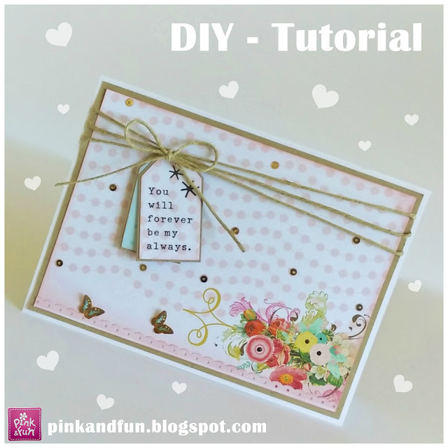 Cardmaking - Valentines Day