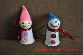 crafts for kids Christmas-ornament-made-with-recycled-materials-like-keurig-pods
