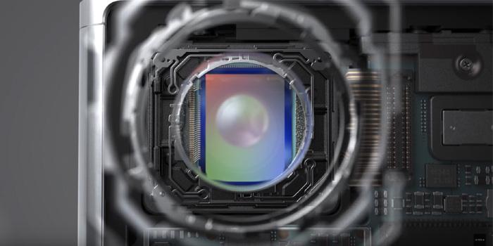 XPERIA XZ Premiumのイメージセンサー