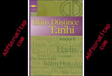 aöf, aöf ilahiyat, aöf ilahiyat İslam Düşünce Tarihi kitabı,İslam Düşünce Tarihi indir, İslam İslam Düşünce Tarihi kitabı pdf indir, Aöf ders kitapları,İslam Düşünce Tarihi öğrenmek, İslam Düşünce Tarihi nasıl öğrenilir, İslam Düşünce Tarihi yardımcı kitabı, İslam Düşünce Tarihi dersleri, ilahiyat arapça dersi , İslam Düşünce Tarihi