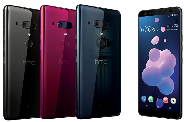 HTC U12+ : Full Hardware Specs, Features, Prices and Availability