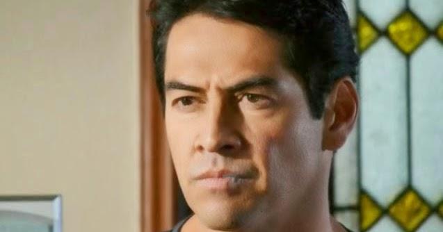 Gabriel Porras Villano De La Telenovela Los Miserables Tv Y Novelas