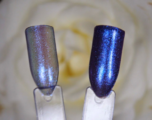 sephora formula x nail color effects kaleidoscope swatches