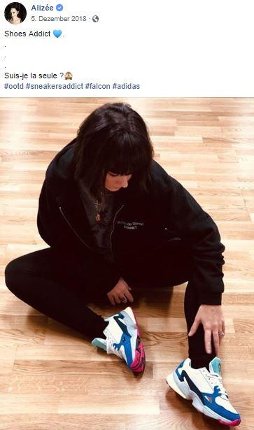 Alizee Sneaker Addict