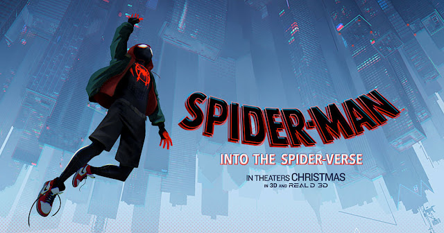 Spider-Man : Into The Spider Verse [Review Indonesia]