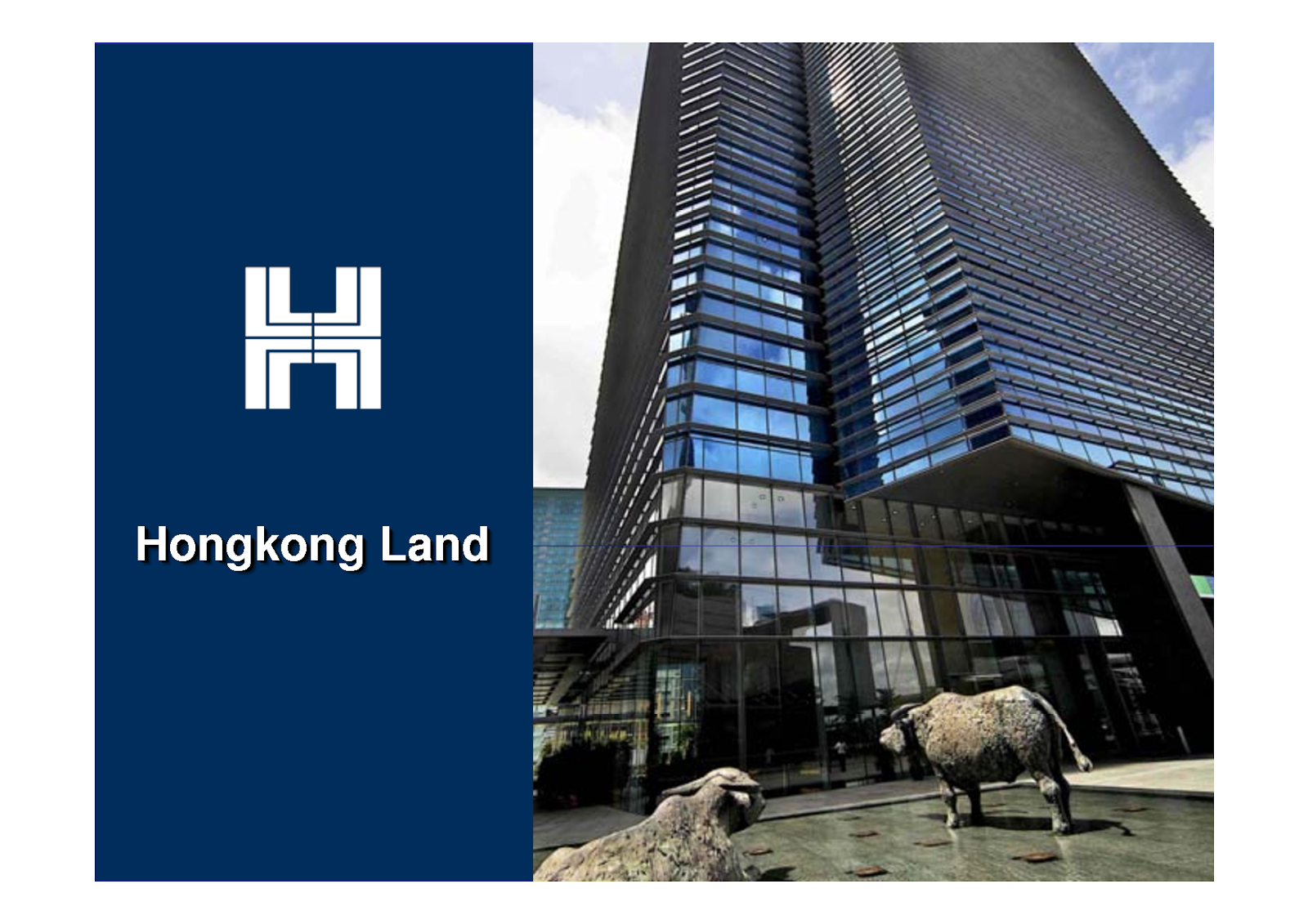 Hongkong Land - Riding on the strength of the Central