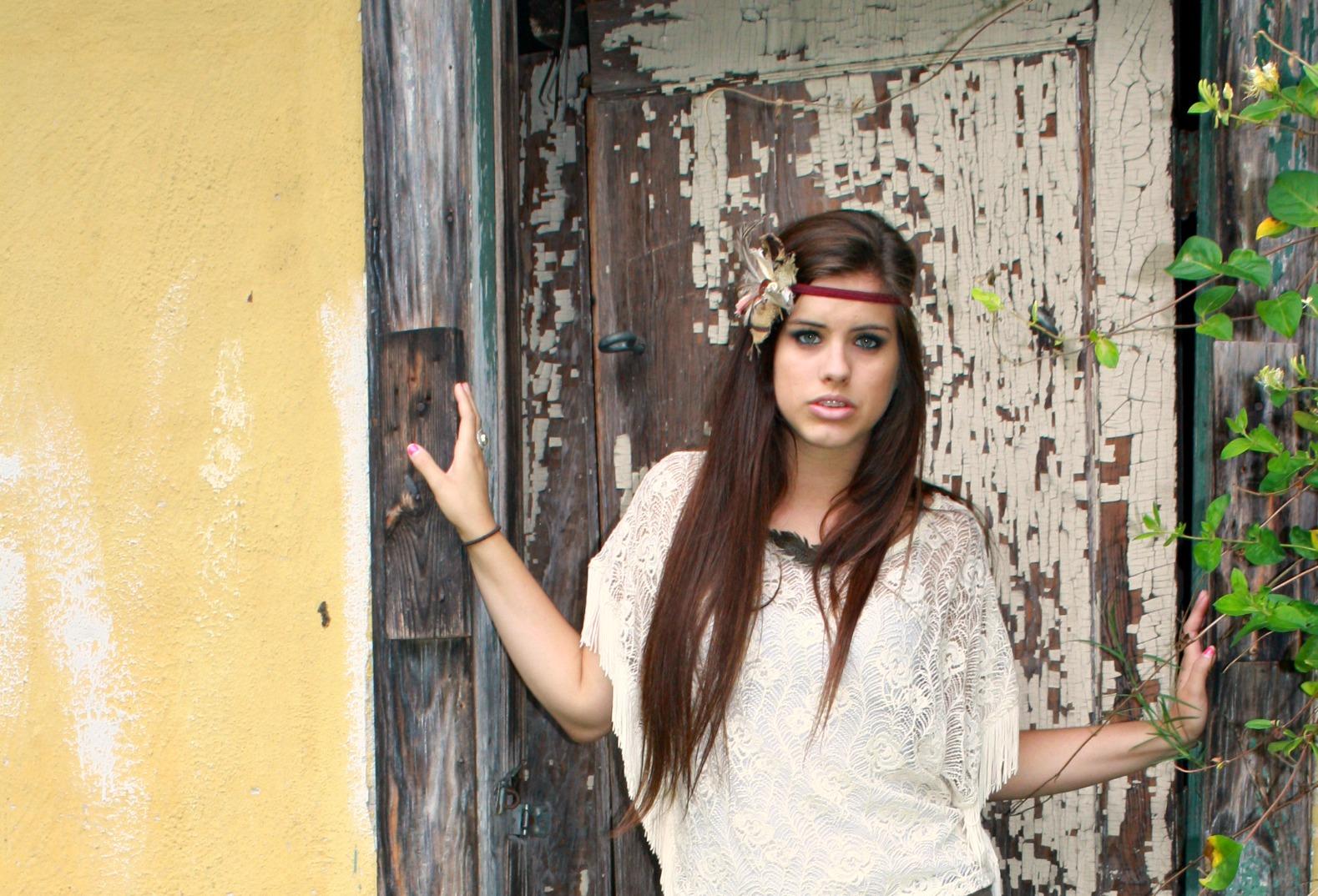 My Fashion@Carolina Place: Boho Style