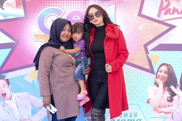 Foto Bersama Eva Puka di Gentara MNC TV Eps 11 Desember 2016