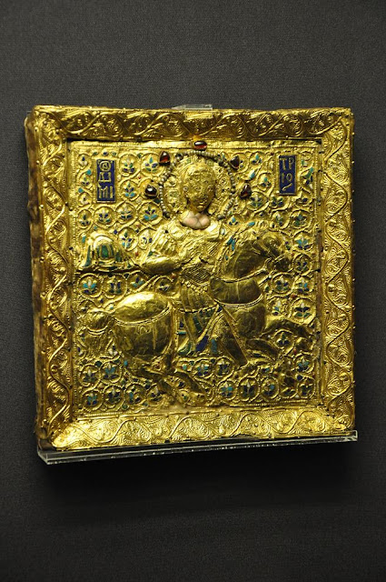 ikona z wizerunkiem św. Demetriusza