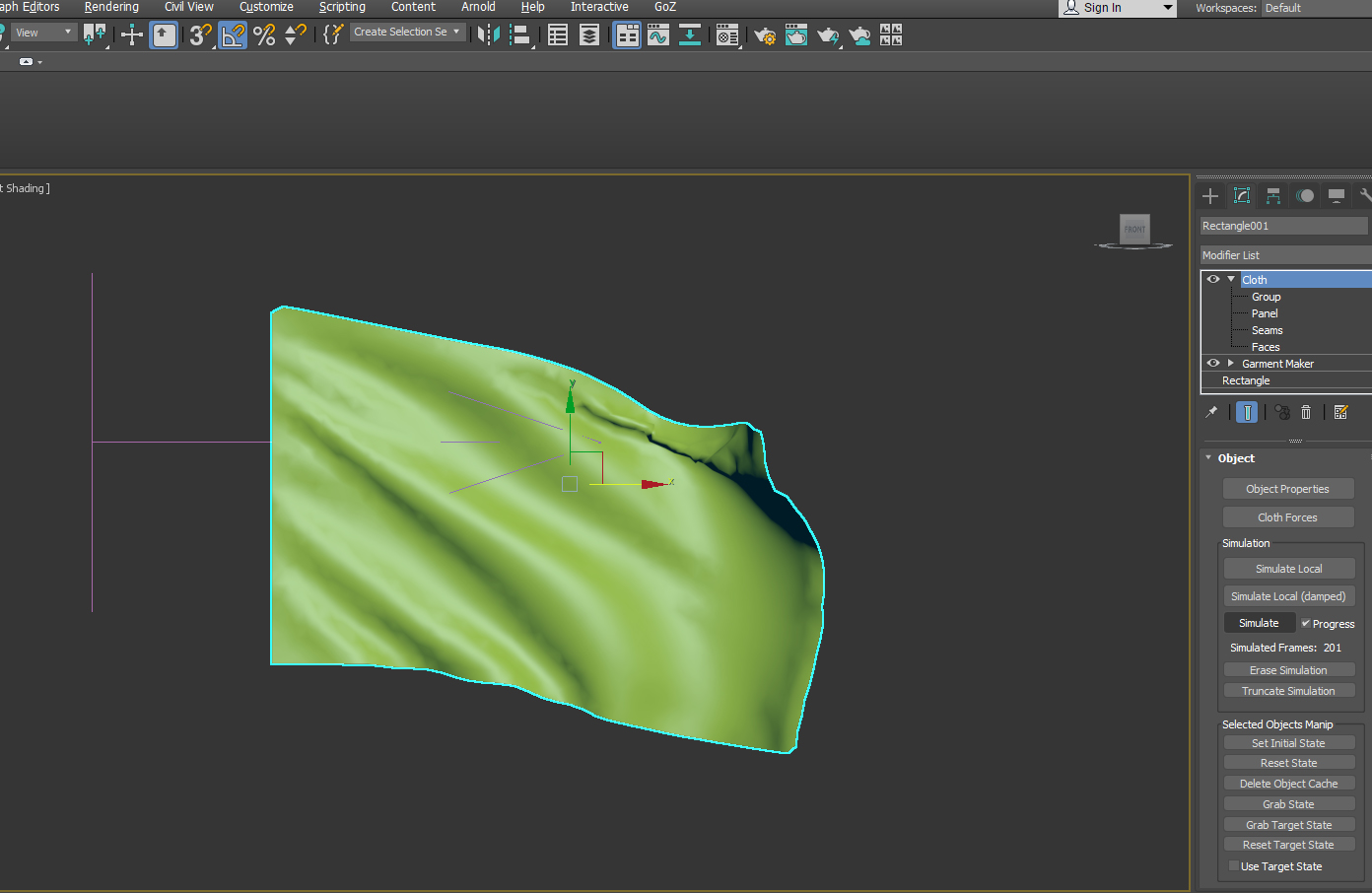 3D Tutorial and Tips: Flag waving animation using 3ds Max