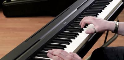 Tìm hiểu chi tiết về đàn piano điện yamaha P-45