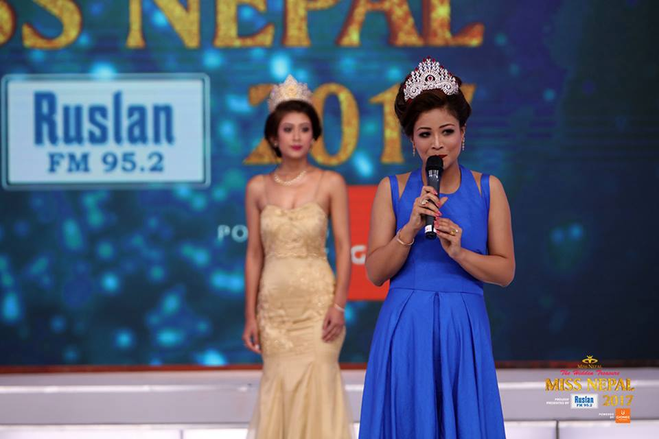 miss nepal 2017 contestants