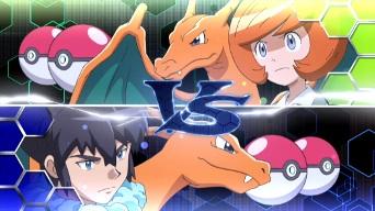 Pokemon Capitulo 32 Temporada 19 Una Liga Para Ash