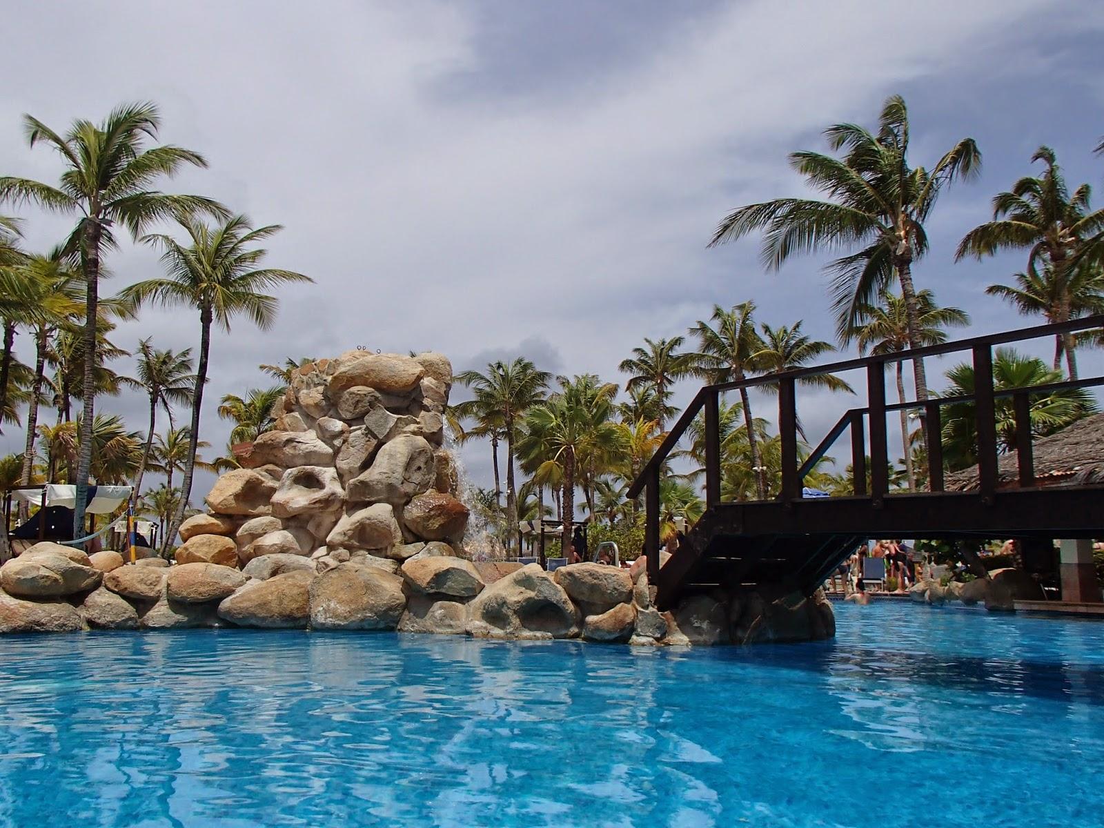 Occidental Grand Aruba pool