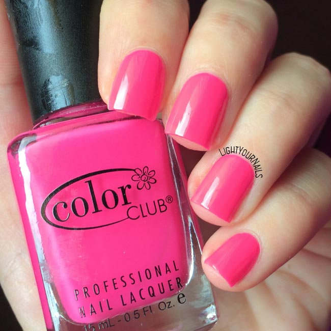 Smalto Color Club Poptastic nail polish