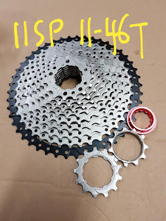 Sprocket 11 Speed 11-46T made in taiwan