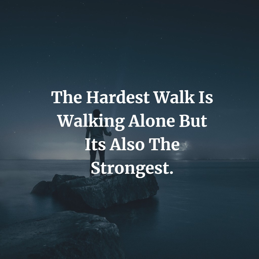 100+ Alone Status | Feeling Alone Quotes For Whatsapp, FB (2019)