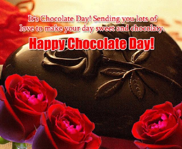 Happy Chocolate Day 2107