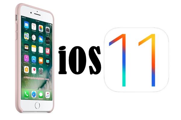 Download Dan Update iOS 11 Untuk iPhone 7, 7 Plus, 6s, 6, SE, 5s, iPad, iPod