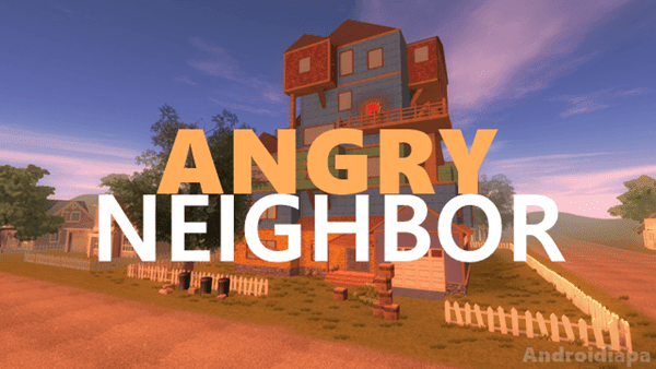 Angry-Neighbor-Logo