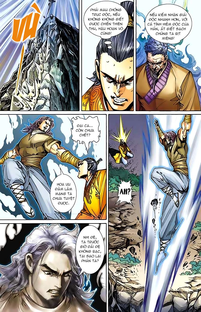 Bạch Phát Quỷ chap 7 - Trang 8